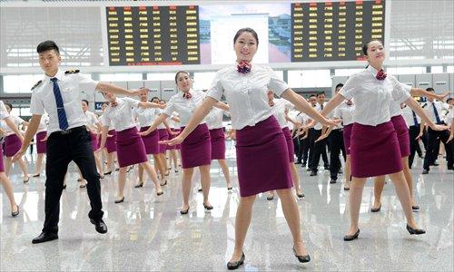 De machinisten van Guiyang vechten terug