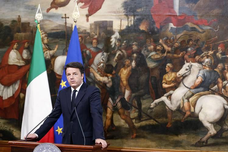 Banken crash Italië flexibilisering tijdelijke arbeidscontracten