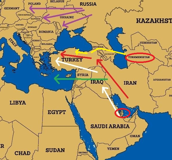 turkey-iran-pipelines