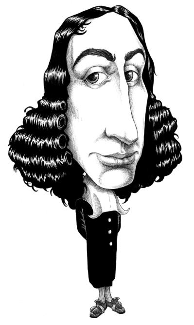 Spinoza_Caricature_Gareth_J._Southwell