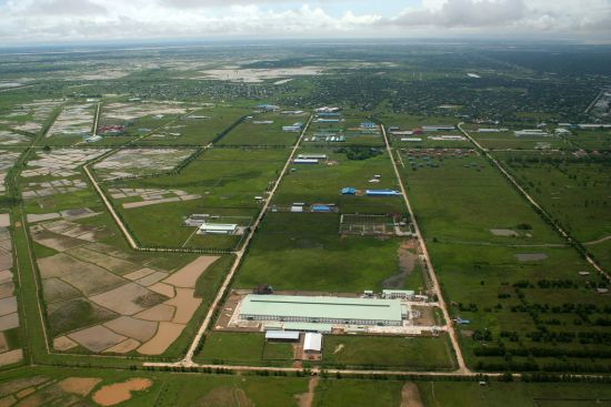 Mingalardon-Industrial-Zone-Yangon-Myanmar-Steel-Construction-1