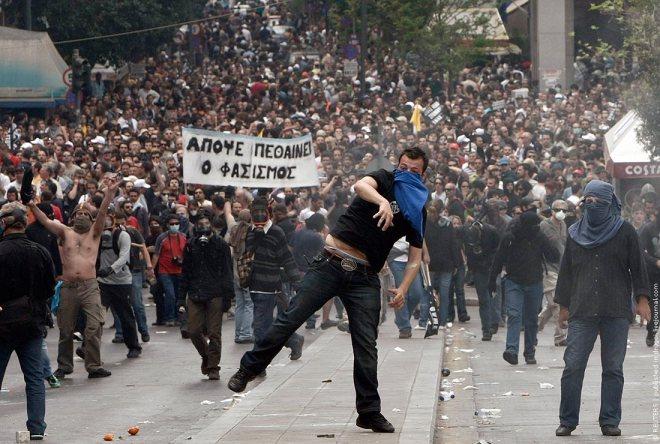 greece-riot