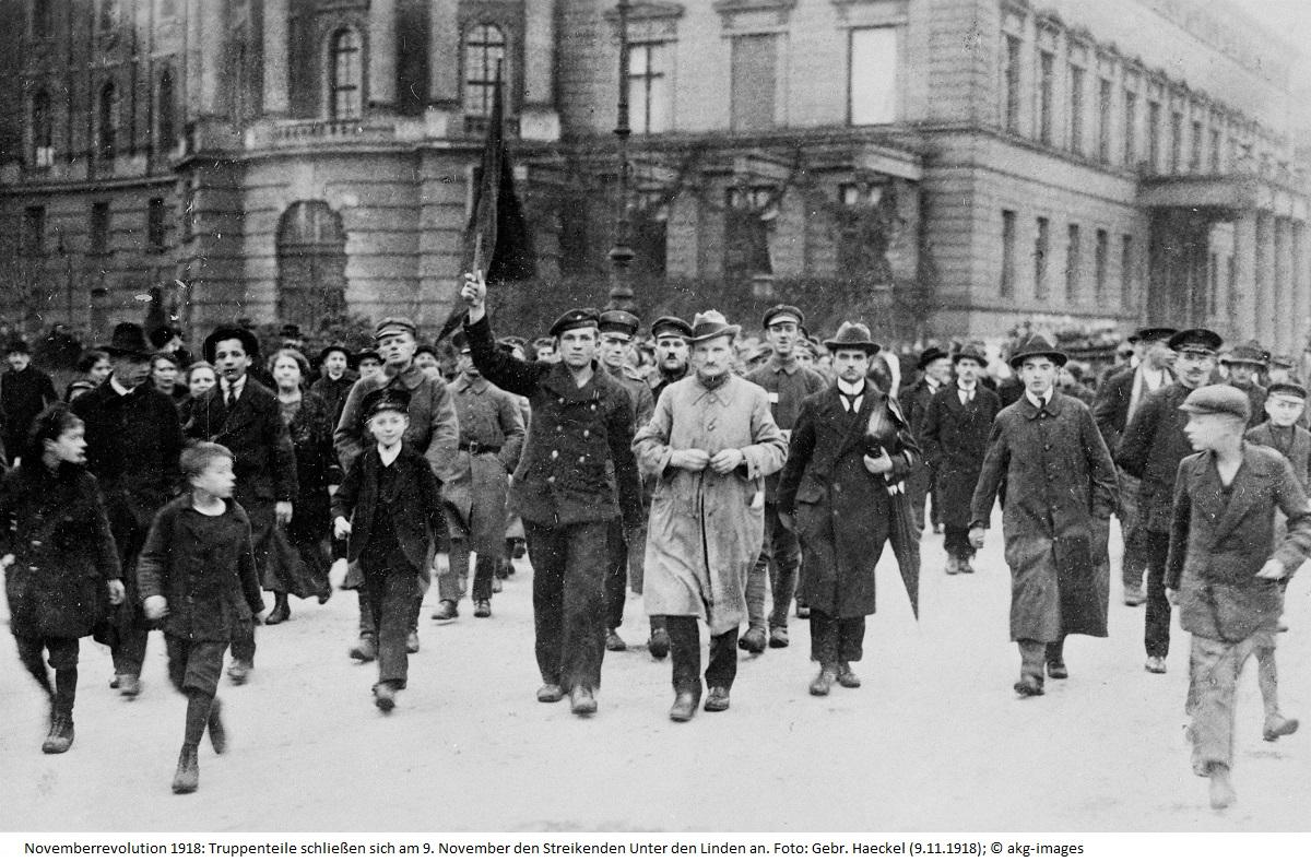 1 Novemberrevolution Berlin