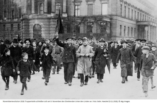 1 Novemberrevolution Berlin
