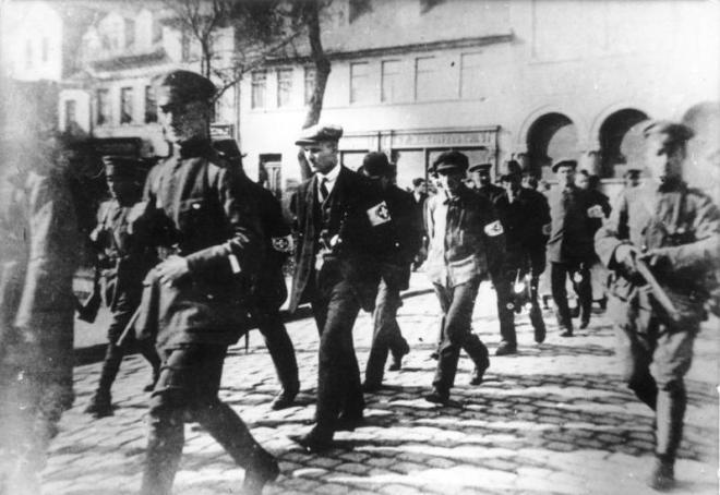 Märzkämpfe in Mitteldeutschland, Eisleben