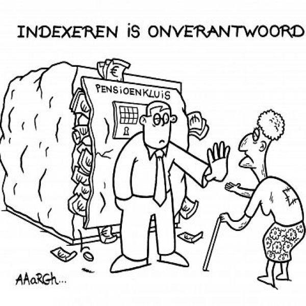 indexeren=onverantwoord