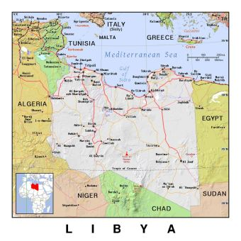 detailed-political-map-of-libya-with-relief-small